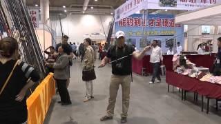 Рыболовная выставка. Китай,Далянь 01.06.2013.(, 2013-06-06T22:51:13.000Z)