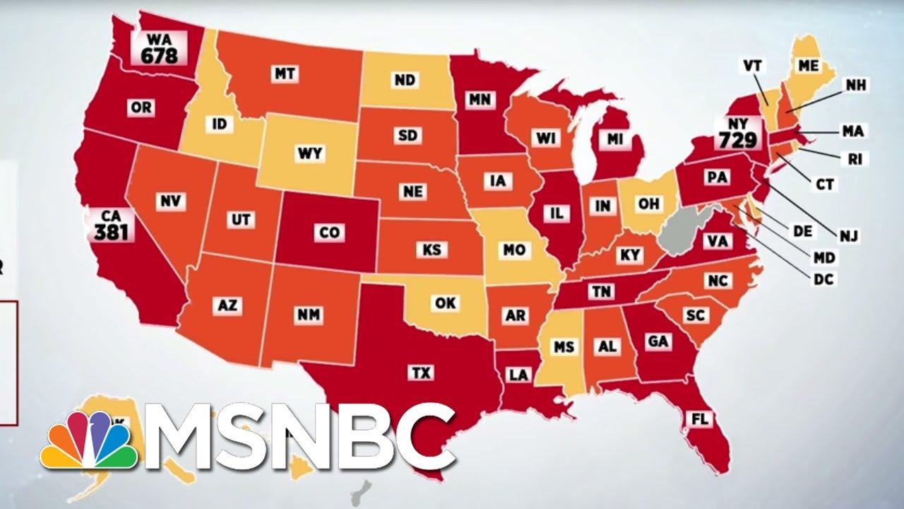 U.S. Declares State Of Emergency Over Coronavirus | Morning Joe ...