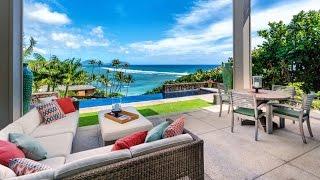 The Home of Duke Kahanamoku in Honolulu, Oahu, Hawaii