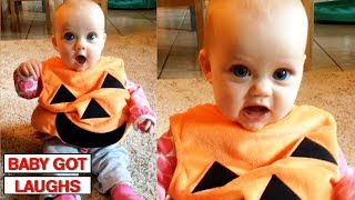 Best Halloween Babies of October 2018 | Funny Baby Compilation