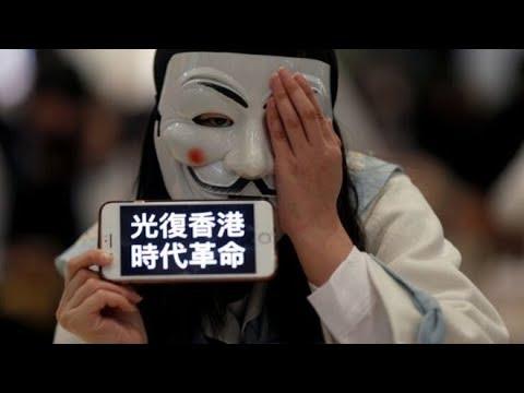 《今日点击》香港高法拒绝政府延缓申请「禁蒙面法」即刻失效