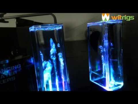 Water Dancing Speakers For Smartphone Review