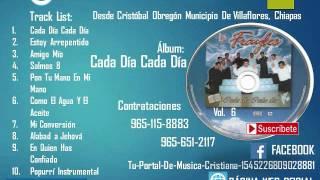 Los Frayles En Cristo - Cada Dia Cada Dia Cd Completo Vol 6 Musica Cristiana Tropical Marimba