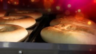 Процесс приготовления нашего хлеба