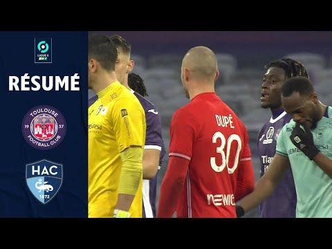 TOULOUSE FC - HAVRE AC (4 - 3) - Résumé - (TFC - HAC) / 2020-2021