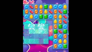 Candy Crush Jelly Saga Level 166 Hard Level No Booster
