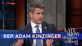 Rep. Adam Kinzinger Answers 'Why A National Emergency?'