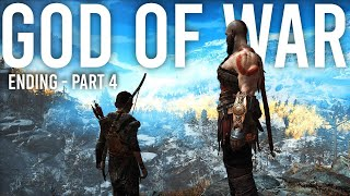 God of War Walkthrough - Part 4 ( The End! )