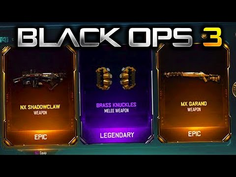 The Best Way To Get New Weapons In Black Ops 3 Without Buying Supply Drops!