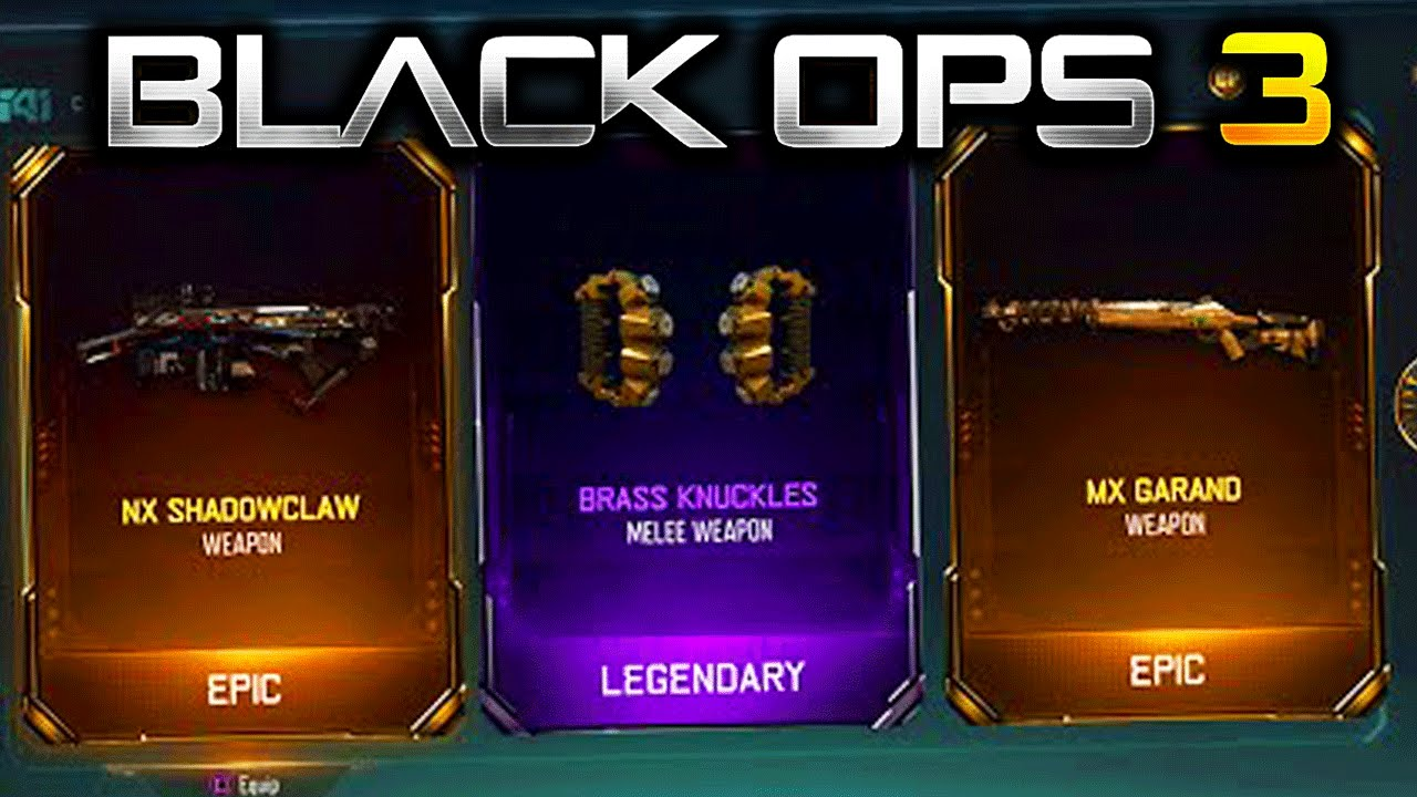 The best way to get new weapons in black ops 3 without buying supply the best way to get new weapons in black ops 3 without buying supply drops youtube reheart Images
