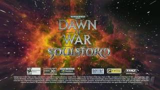 Warhammer 40,000: Dawn of War -- Soulstorm PC Games Gameplay