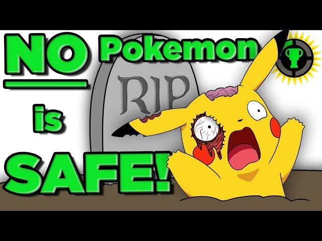 Game Theory: Pokemon Are Going EXTINCT! (Pokemon Sun and Moon)