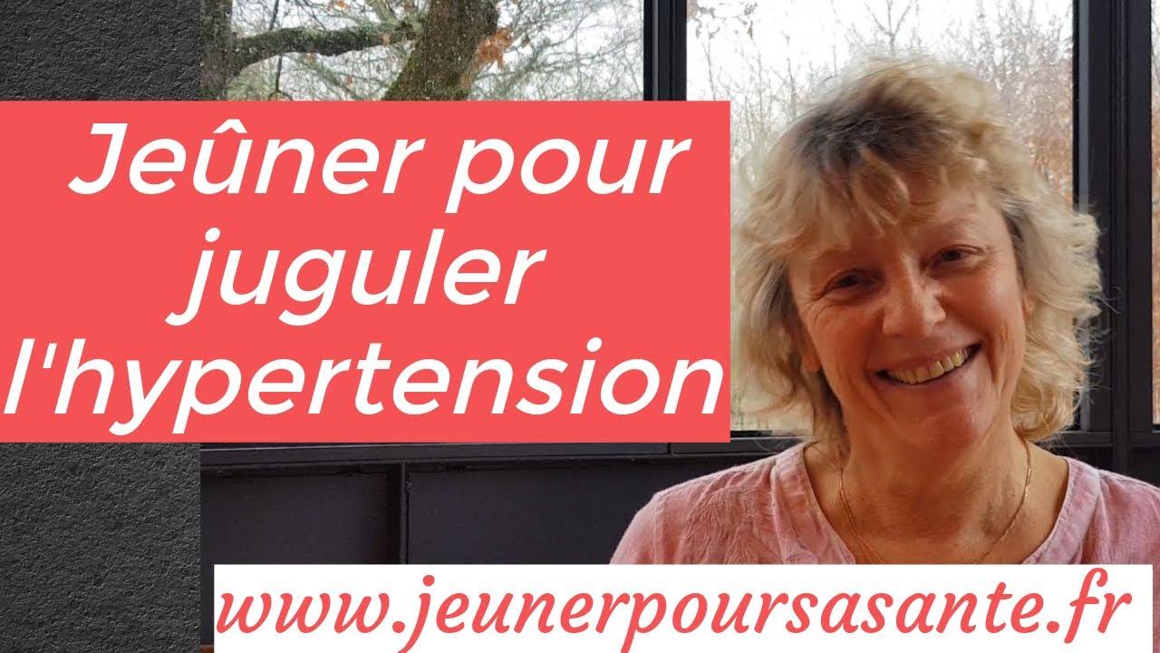 Laurence jeûne pour soigner son hypertension - YouTube