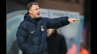 Mark Robins | Wycombe Away Reaction