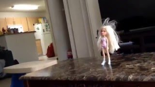 Shooting ugly dolls