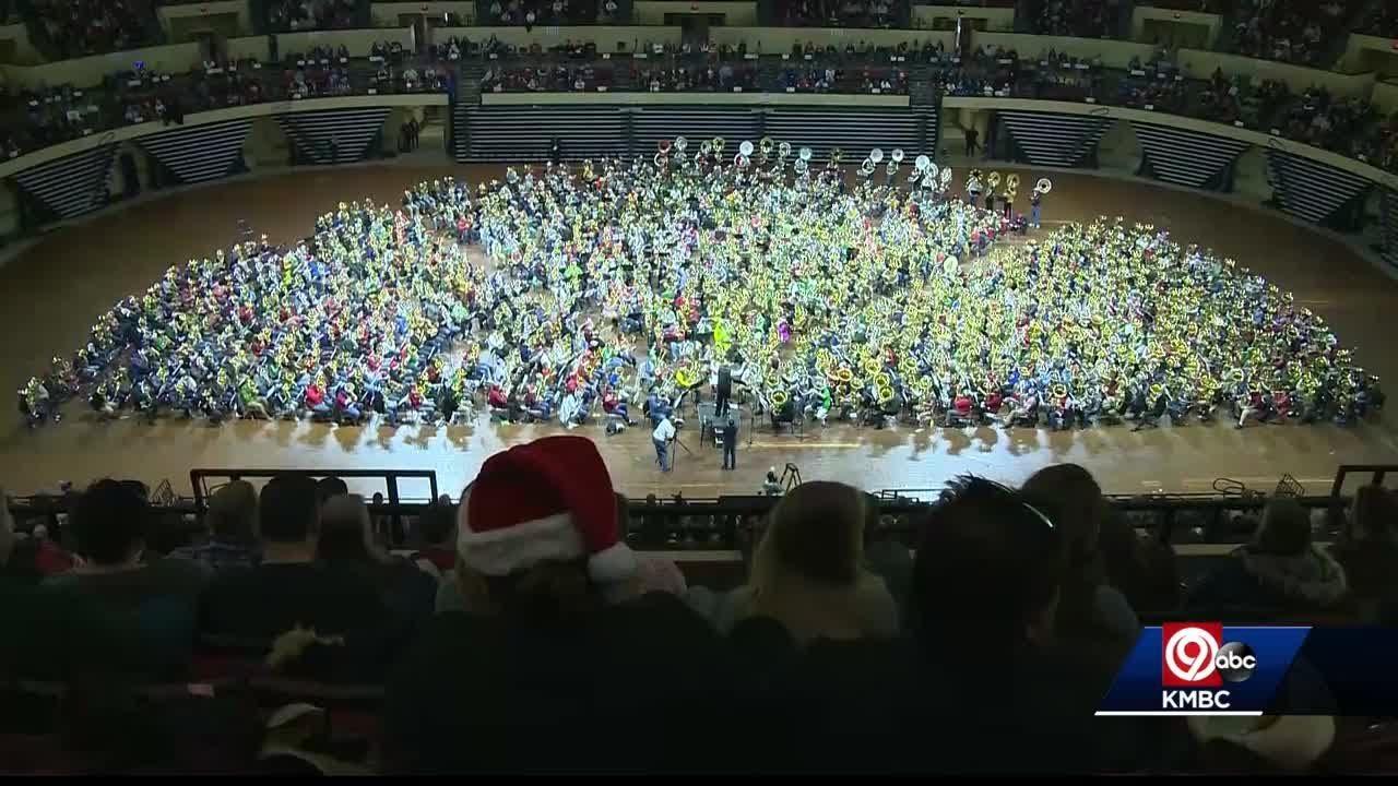 2020 Tuba Christmas Tuba Christmas Concert Breaks Guinness World Record   YouTube