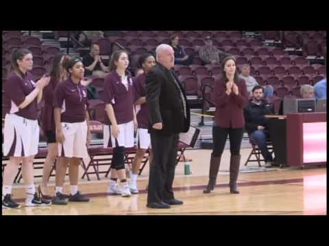 RIC Women's Basketball vs University of Southern Maine 2-11-17