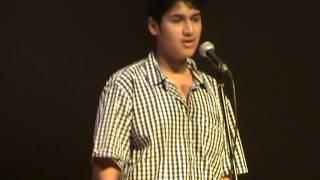 mohammed joher from jain international residential school banglore