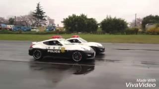 警視庁高速道路交通警察隊 日産 フェアレディZnisumo パトカー