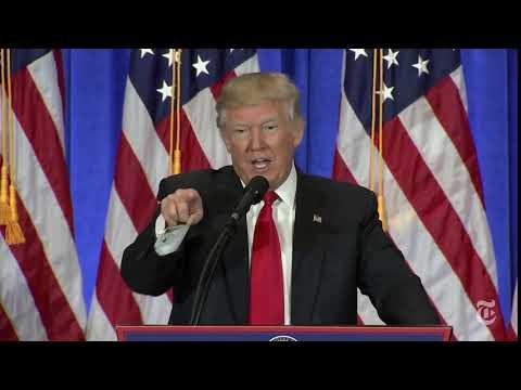 """Donald Trump """"You Are Fake News"""" sound bite"""