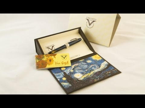 Review: Visconti Van Gogh Collection - Starry Night