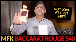 Maison Francis Kurkdjian Baccarat Rouge 540 Fragrance Review | From Hate To Love? ❤️