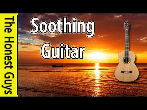 Soothing, Relaxing Guitar Music: Meditation Music, Sleep Music, Instrumental Music