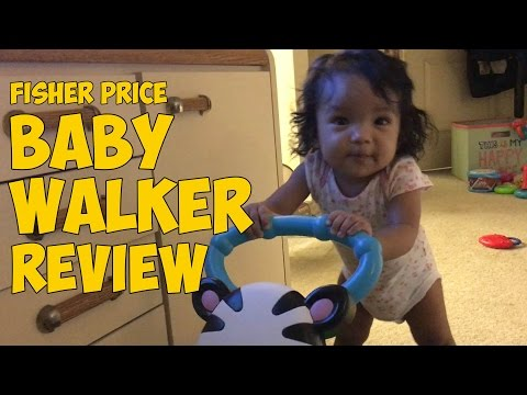 Fisher Price Baby Walker Review (VLOG#89)