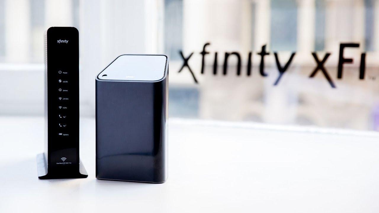 xfinity xb6 gateway modem and router short description [ 1280 x 720 Pixel ]