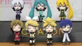 Vocaloid Caramell Dansen Full