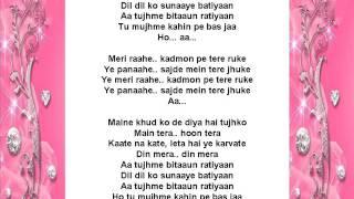 Maine Khud Ko Lyrics
