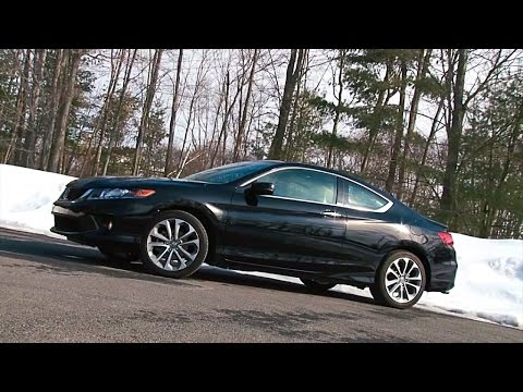 2015 Honda Accord Coupe V6 - TestDriveNow.com Review by Auto Critic Steve Hammes | TestDriveNow