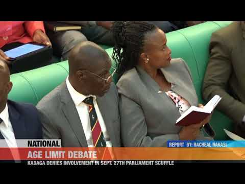 #PMLive: AGE LIMIT DEBATE: Power belongs to the people.- Museveni