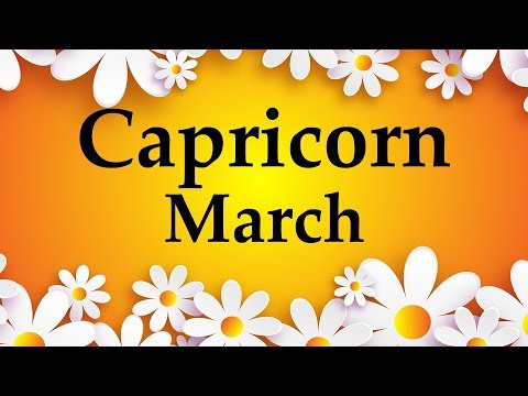 Capricorn March 2018 NEW DIRECTIONS & TRANSFORMATION - Aquarian Insight