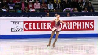 2008 World Championships Ladies FS Yu na Kim(abc HD) - bAdmAn