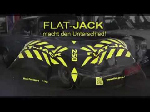 Flat Jack bandenkussen - Vocor Tools