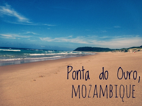 Travel Vlog: Ponta do Ouro, Mozambique || The Purple Gypsy