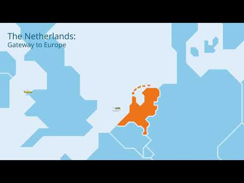 Holland International Distribution Council - The Netherlands as gateway to Europe
