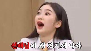 [오마이걸] 진영 선배님이 왜 거기서 나오세요...? (feat. 2년차 오마이걸)