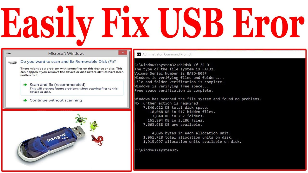 System File Checker Scans & Fixes Windows System Files