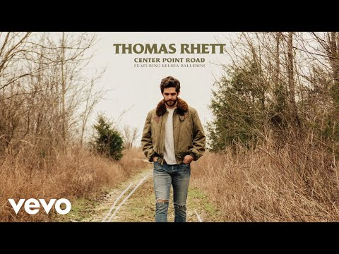 Thomas Rhett - Center Point Road (Lyric Video) ft. Kelsea Ballerini
