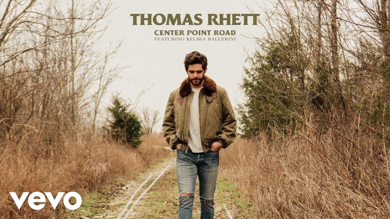 Thomas Rhett - Center Point Road (Lyric Video) ft. Kelsea Ballerini