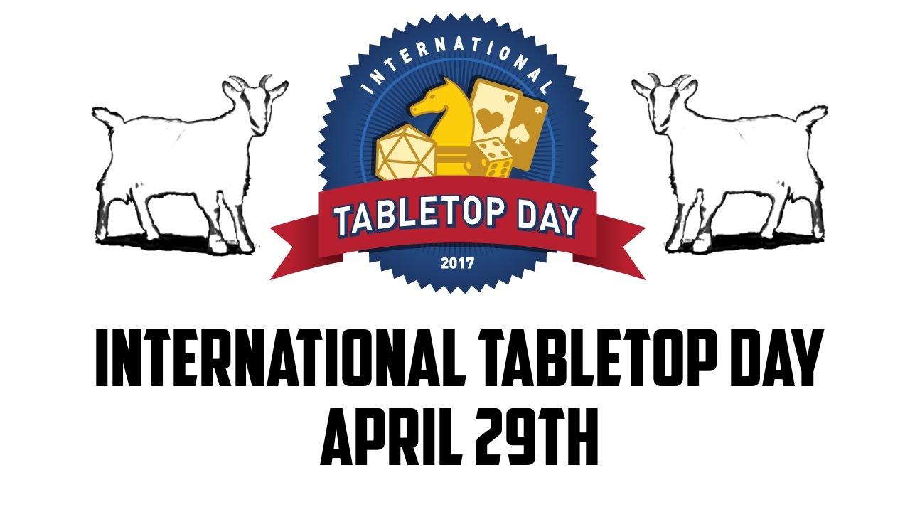 International Tabletop Day 2017 - YouTube