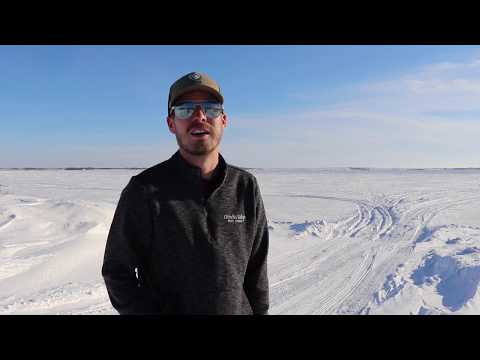 Devils Lake Fishing Report 1-23-20