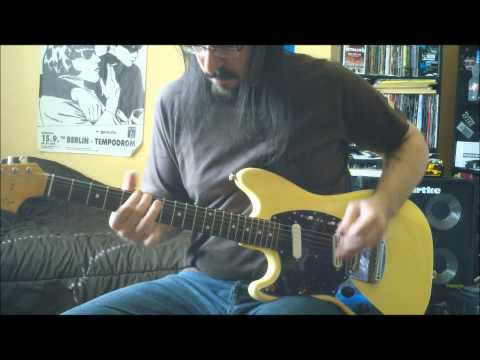 nomakills guitar solo !!  with fender mustang