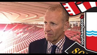 Saints chairman Krueger on manager search