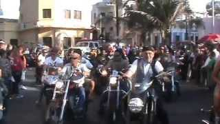 Gran Desfile de la Moto Mazatlán 2014 Probadita