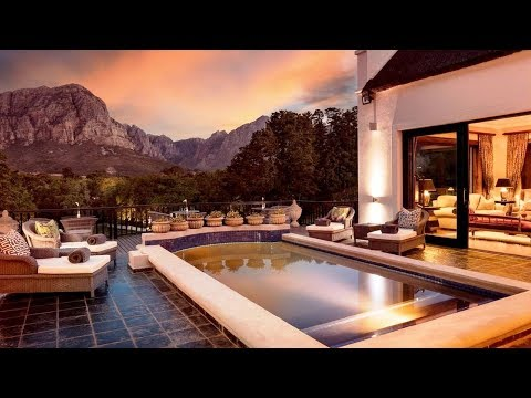 Top10 Recommended Hotels in Stellenbosch, Western Cape, South Africa
