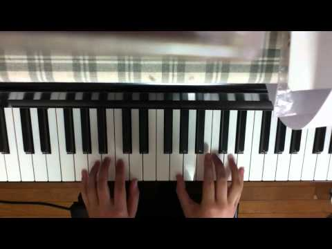 Linkin Park - Iridescent Piano Part