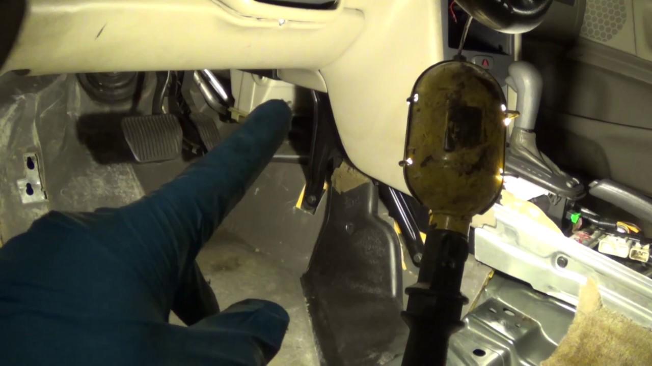 1998 Volvo S70: DIY - heater core replacement